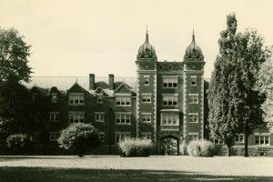 East Hall, circa 1935.