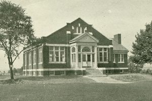 Dining Commons, circa 1915.