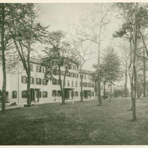 Trout Hall, circa 1870