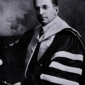 Doctor Isaac Wright, circa 1920