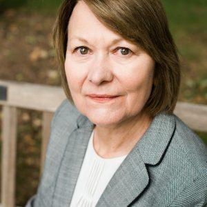 Portrait of President Kathleen Harring