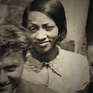 Photograph of Clara I. Lane, 1927