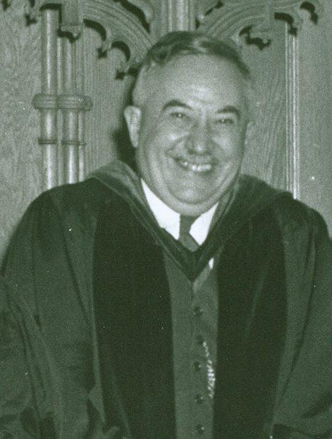 President Levering Tyson