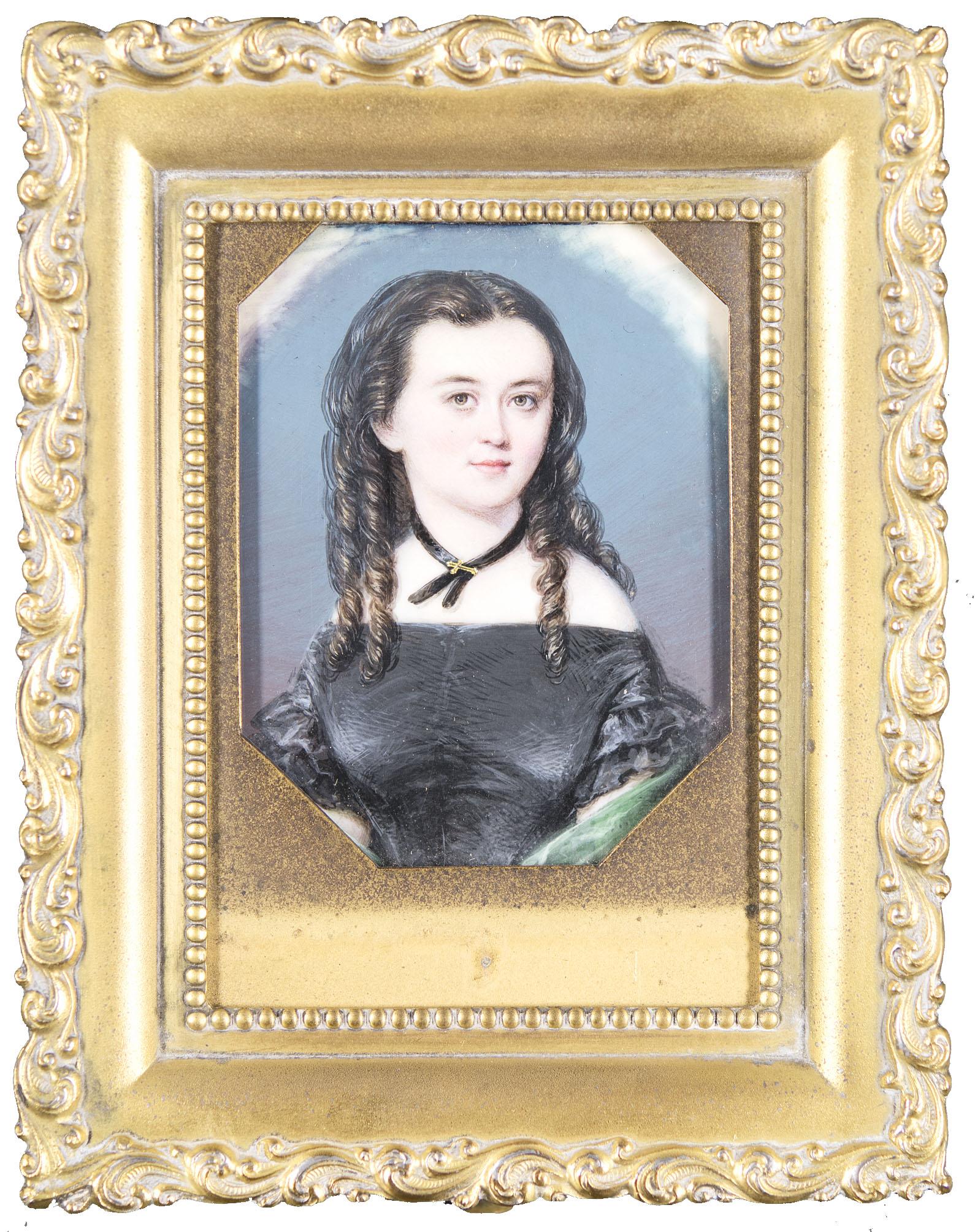 Malvina Stanton [Lang] (1826-1919)